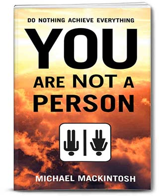 You Are Not A Person
