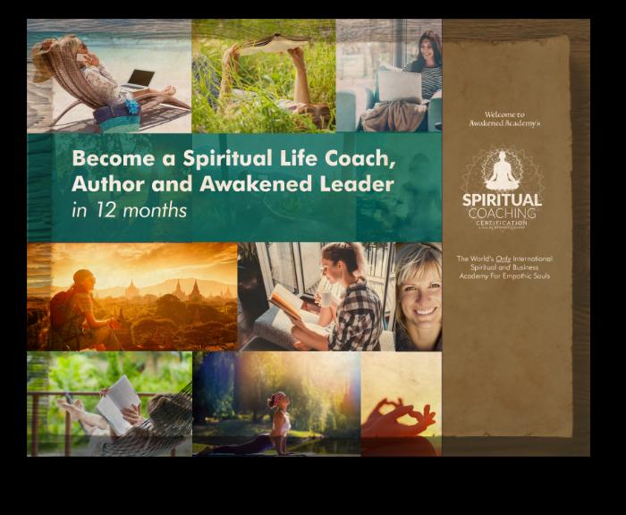 Spiritual Life Coach Certification Get Certified Awakened