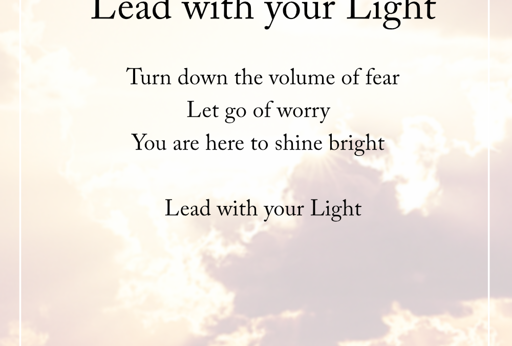 Lead With Your Light Awakened Academy Spiritual Life Coach