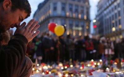 How to deal with Terrorism and tragic news stories and not get trapped in fear?